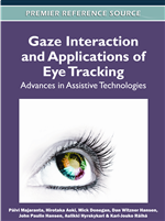 Communication and Text Entry by Gaze