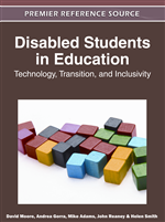 Disabled Students in Education: Technology, Transition, and Inclusivity