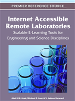 Web-Enabled Remote Control Laboratory Using an Embedded Ethernet Microcontroller