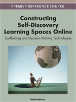 Knowledge Spaces for Online Discovery Learning