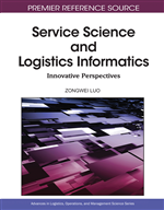 Information Needs of Logistics Service Providers