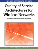 Scalable Wireless Mesh Network Architectures with QoS Provisioning