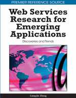 Web Services Research for Emerging Applications: Discoveries and Trends