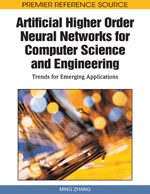 Electric Machines Excitation Control via Higher Order Neural Networks