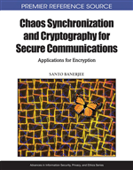 Chaos Synchronization and Cryptography for Secure Communications: Applications for Encryption
