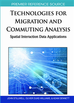 Technologies for Migration and Commuting Analysis: Spatial Interaction Data Applications