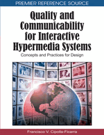 Quality and Communicability for Interactive Hypermedia Systems: Concepts and Practices for Design