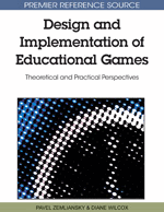 Designing Educational Games: A Pedagogical Approach