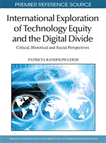 Governing Digital Divides: Power Structures and ICT Strategies in a Global Perspective