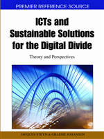 Participatory Monitoring and Evaluation of ICTs for Development