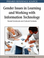 Queen Bees, Workers and Drones : Gender Performance in Virtual Learning Groups