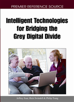 Low Usage of Intelligent Technologies by the Aged: New Initiatives to Bridge the Digital Divide