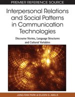 Culturally Unique Social Patterns in Computer-Mediated Social Networking