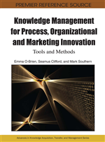 Readiness for Knowledge Management, Methods and Environments for Innovation
