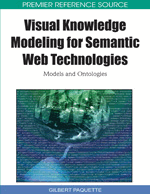 Visual Knowledge Modeling for Semantic Web Technologies: Models and Ontologies