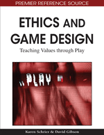 Moral Development through Social Narratives and Game Design