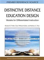Differentiating Instruction: Four Types of Courses