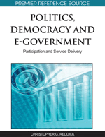 "Deliberation, Participation, and ""Pockets"" of E-Democracy"