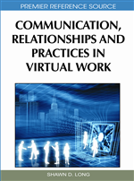 Engineers' Perceptions of Relational Limitations Intrinsic to Virtual Work