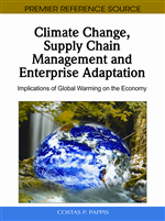 Climate Change, Supply Chain Management and Enterprise Adaptation: Implications of Global Warming on the Economy