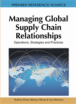 Control Model for Intelligent and Demand-Driven Supply Chains