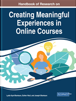 Relationships in Online Learning Experiences: Identifying and Creating Positive Relationships in Online Learning