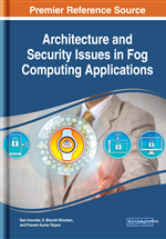 Security Issues in Fog Computing for Internet of Things