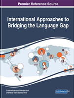 Improving Teachers' Digital Competence to Bridge the Language Gap