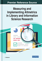 Measuring and Implementing Altmetrics in Library and Information Science Research
