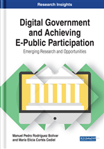 Digital Government and Achieving E-Public Participation: Emerging Research and Opportunities