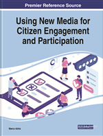 Using New Media for Citizen Engagement and Participation