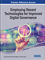 Employing Recent Technologies for Improved Digital Governance