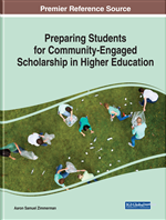 Preparing Students for Community-Engaged Scholarship in Higher Education