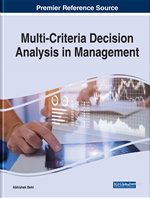 Multi-Criteria Decision Analysis in Management