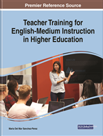 Teacher Training for English-Medium Instruction in Higher Education
