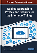 Applied Approach to Privacy and Security for the Internet of Things