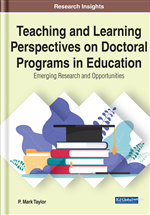 Considerations for Implementing an Online Doctoral Program