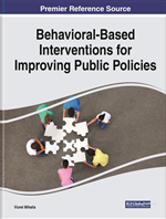 Behavioral-Based Interventions for Improving Public Policies