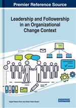 Leadership and Followership in an Organizational Change Context