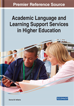 Academic Language and Learning Support Services in Higher Education