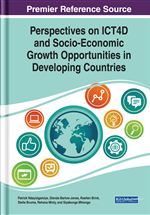 Perspectives on ICT4D and Socio-Economic Growth Opportunities in Developing Countries