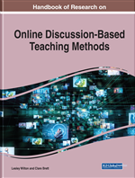 Teacher Presence in Online Discussions: The Tele-Teacher Presence as Embodied Identities and Visual Narratives