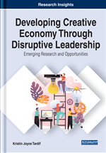 Developing Creative Economy Through Disruptive Leadership