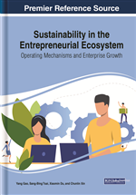 Sustainability in the Entrepreneurial Ecosystem: Operating Mechanisms and Enterprise Growth