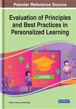 Evaluation of Principles and Best Practices in Personalized Learning
