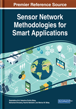 Sensor Network Methodologies for Smart Applications