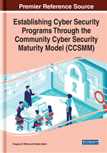 Establishing Cyber Security Programs Through the Community Cyber Security Maturity Model (CCSMM)