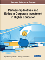 Partnership Motives and Ethics in Corporate Investment in Higher Education