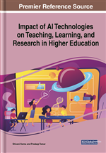 Artificial Intelligence in Higher Education: First Attempt