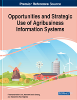 Opportunities and Strategic Use of Agribusiness Information Systems